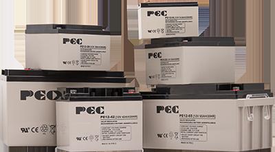 PEC Sealed Lead Acid